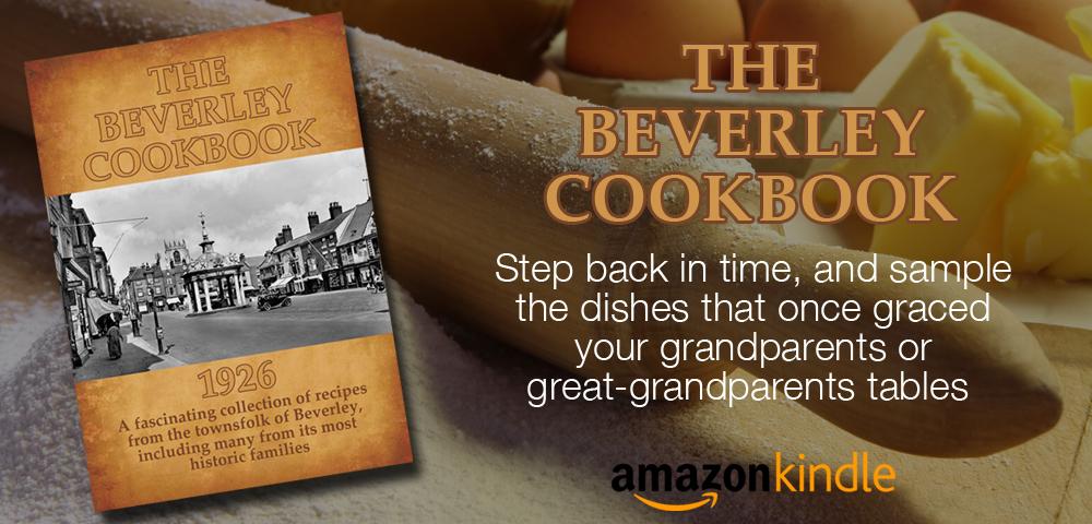 the beverley cookbook