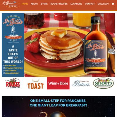 Websites for Retail Brands